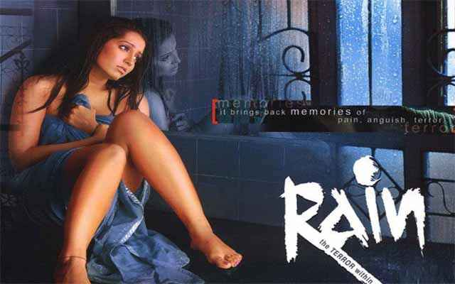 Rain - The Terror Within Hot Panne Chatterjee Poster