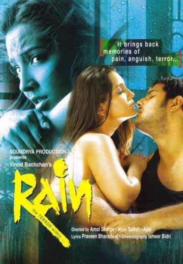 Rain - The Terror Within  Poster