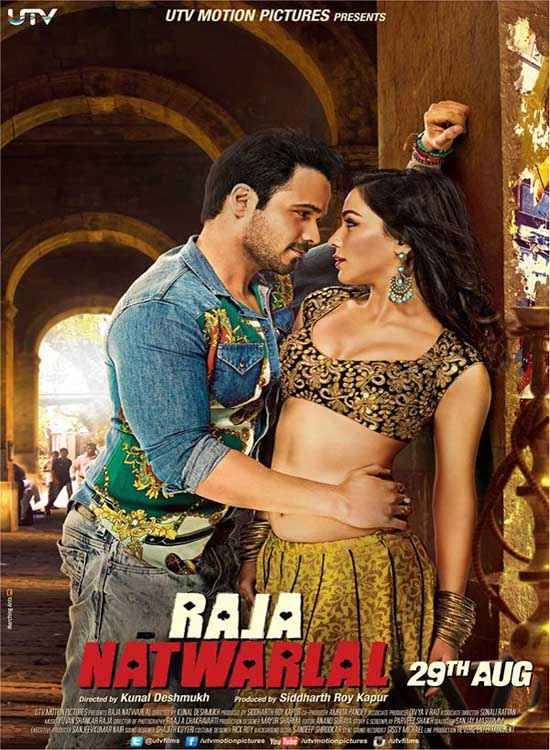 Raja Natwarlal First Look Poster