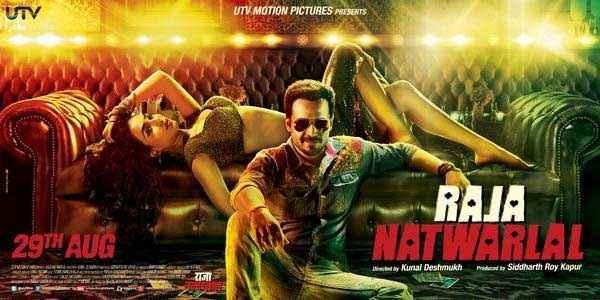 Raja Natwarlal Image Poster