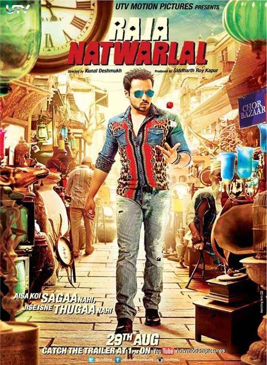 Raja Natwarlal Poster