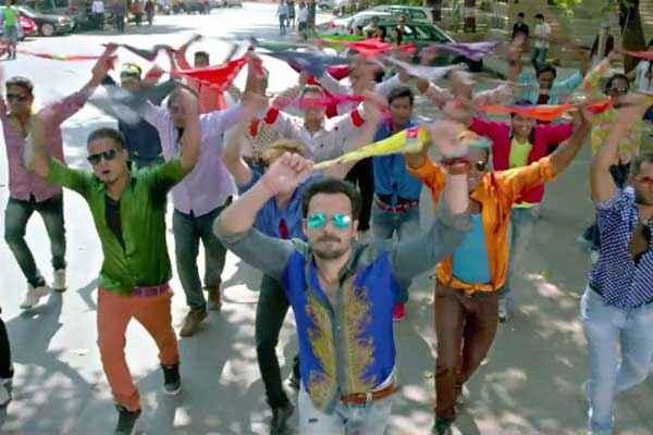 Raja Natwarlal Dance Pics Stills