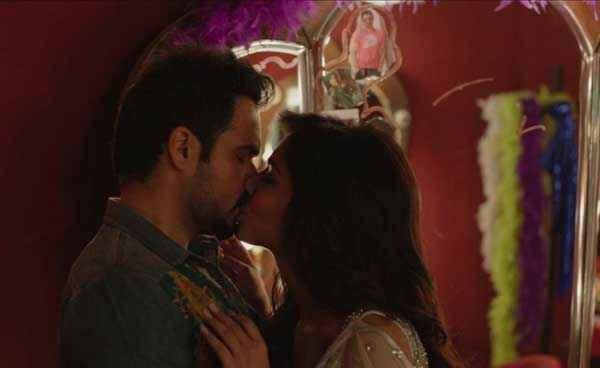 Raja Natwarlal Emraan Hashmi Humaima Malick Kissing Scene Stills