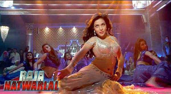 Raja Natwarlal Humaima Malick Mujra Dance Stills