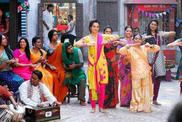Rajjo Kangna Ranaut Dance Pics Stills