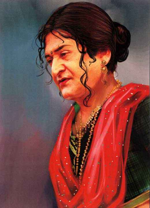 Rajjo Mahesh Manjrekar New Look Stills