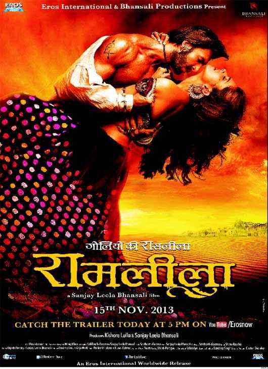 Ram Leela First Look Poster
