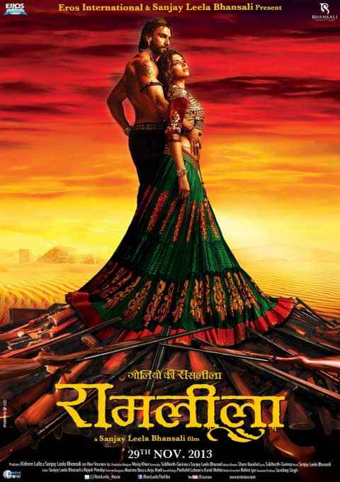 Ram Leela  Poster