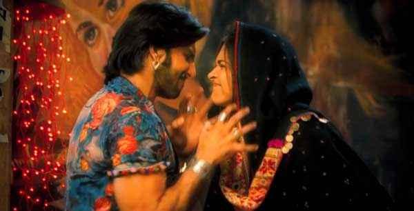 Ram Leela Deepika Padukone Ranveer Singh Comedy Scene Stills