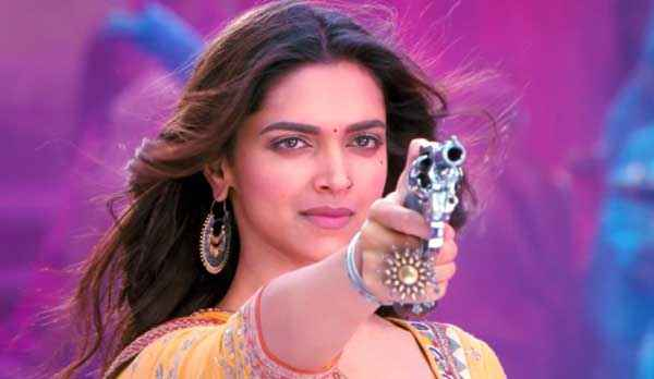 Ram Leela Deepika Padukone Wallpaper Stills