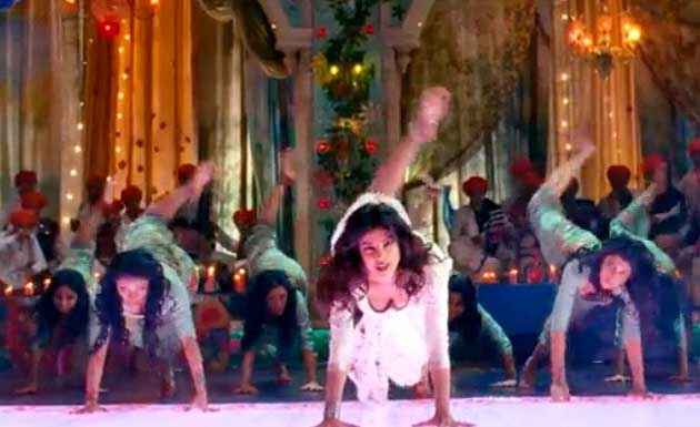 Ram Leela Hot Boobs Scene Of Priyanka Chopra Stills