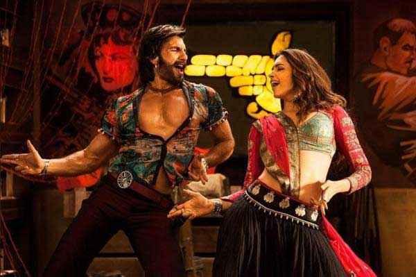 Ram Leela Ranveer Singh Deepika Padukone Dance Stills