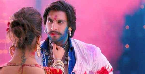 Ram Leela Ranveer Singh Deepika Padukone Romantic Scene ...