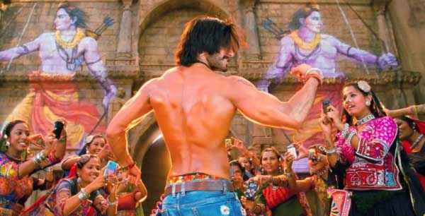 Ram Leela Ranveer Singh Hot Body Stills