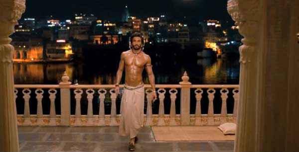 Ram Leela Ranveer Singh Hot Pics Stills