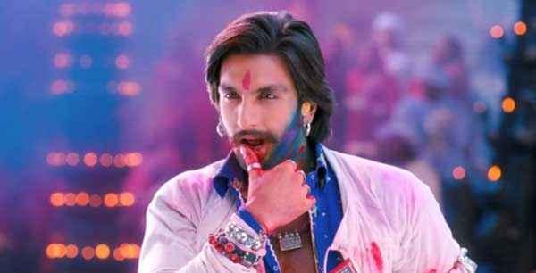 Ram Leela Ranveer Singh Image Stills
