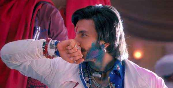 Ram Leela Ranveer Singh Photos Stills