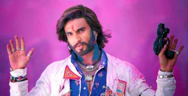 Ram Leela Ranveer Singh Pics Stills