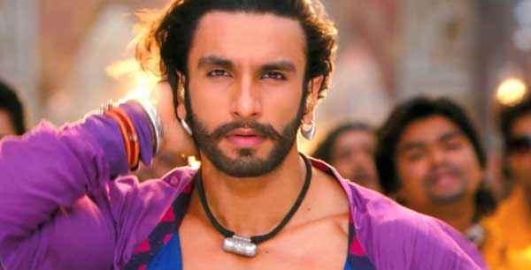 Ram Leela Ranveer Singh Picture Stills