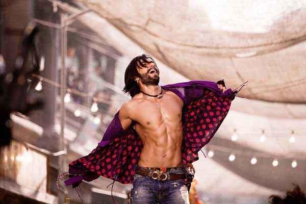 Ram Leela Ranveer Singh Stills