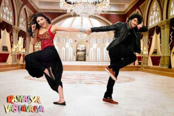 Ramaiya VastaVaiya Girish Taurani Shruti Haasan Dance Stills
