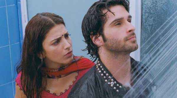 Ramaiya VastaVaiya Girish Taurani Shruti Haasan Rain Hot Scene Stills