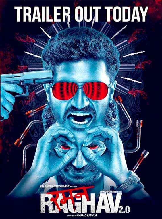 Raman Raghav 2.0 First Look Poster