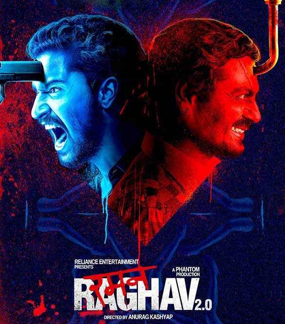 Raman Raghav 2.0 HD Wallpaper Poster