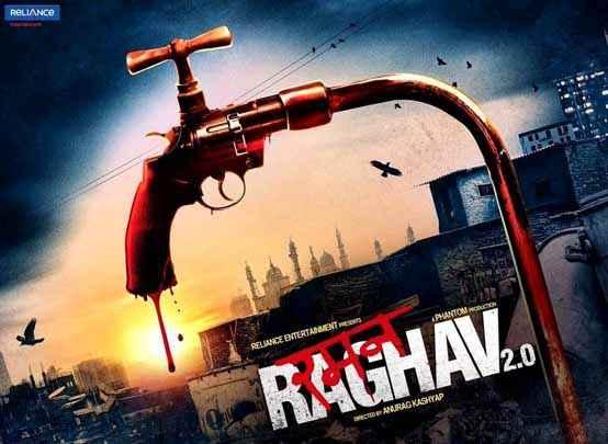 Raman Raghav 2.0 Image Poster