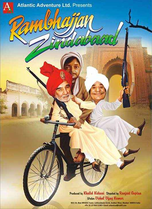 Rambhajjan Zindabaad Poster