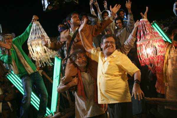 Rambhajjan Zindabaad Om Puri Dance Image Stills