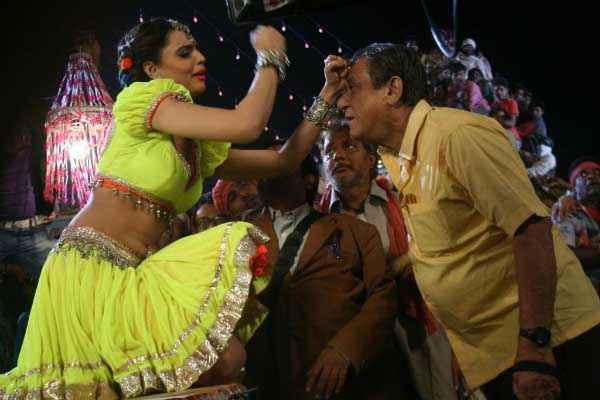 Rambhajjan Zindabaad Shweta Bhardwaj Hot Item Song Stills