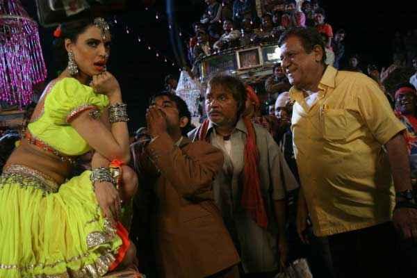 Rambhajjan Zindabaad Shweta Bhardwaj Item Song Stills