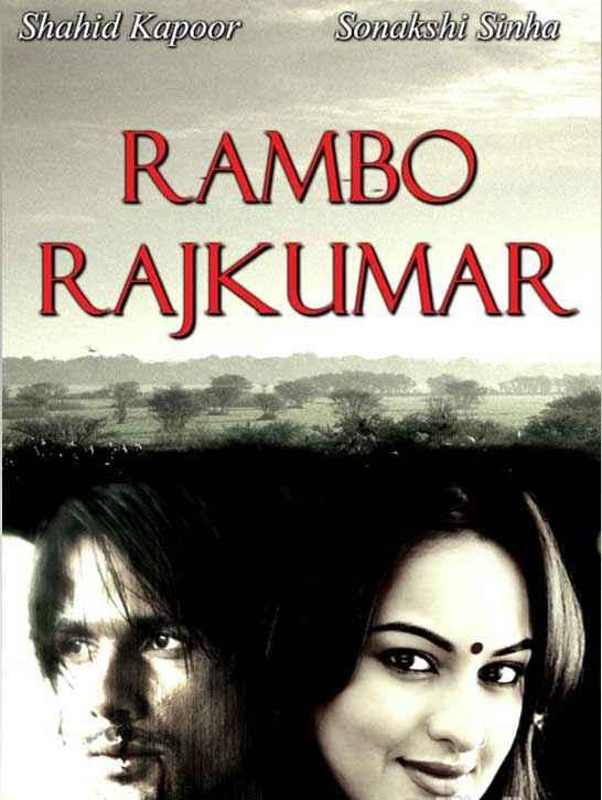 Rambo Rajkumar  Poster