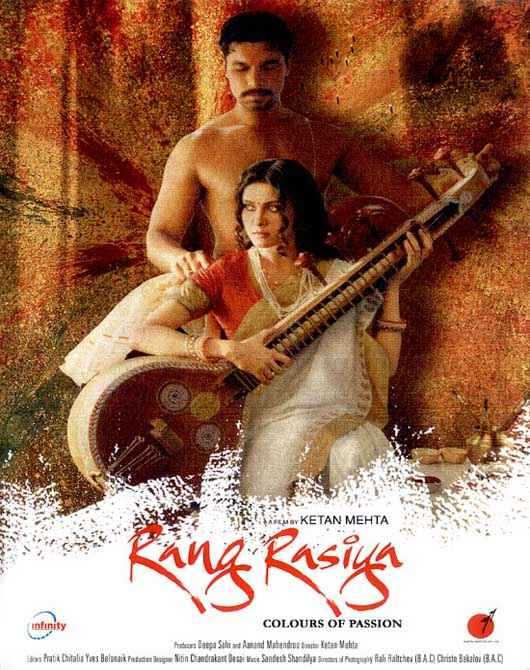 Rang Rasiya Hot Poster