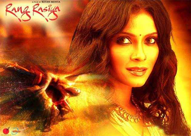 Rang Rasiya Nandana Sen Poster