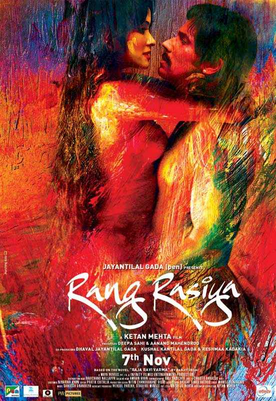 Rang Rasiya Sexy Poster