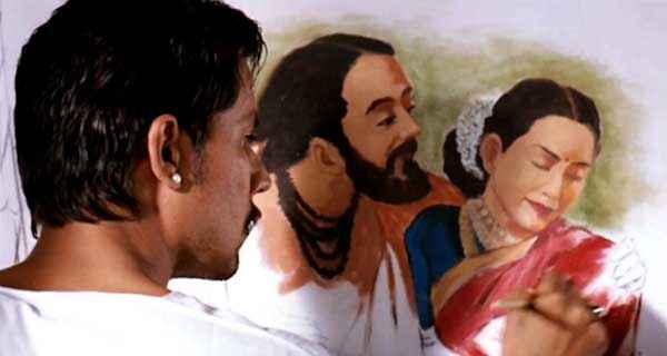 Rang Rasiya Randeep Hooda Painting Stills
