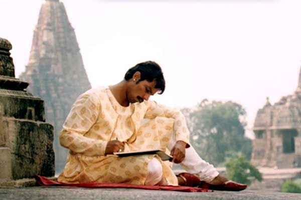 Rang Rasiya Randeep Hooda Writing Stills