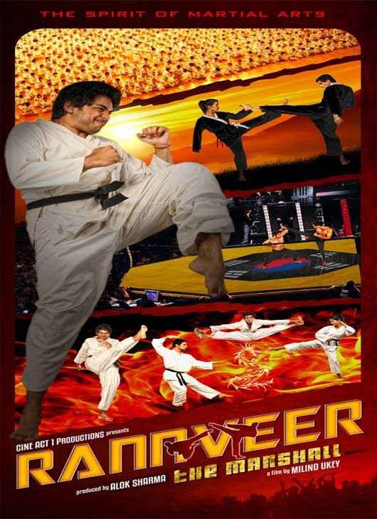 Rannveer The Marshall Poster