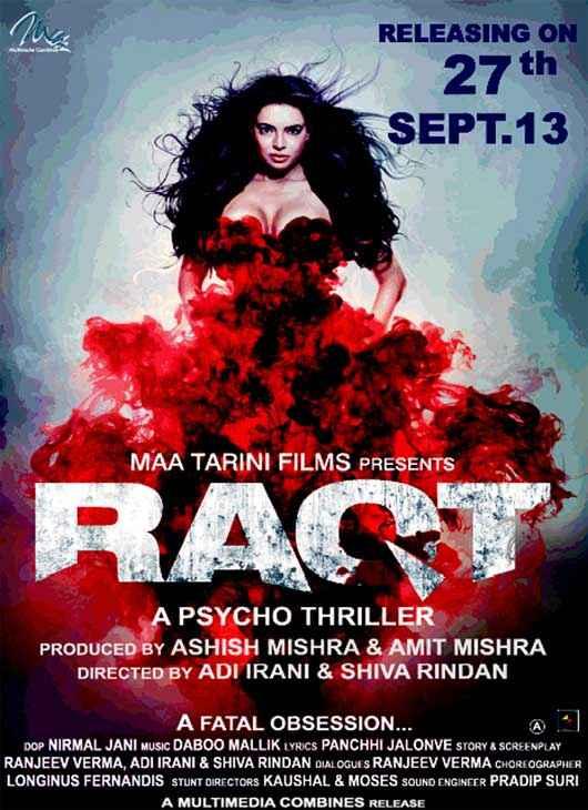Raqt Wallpaper Poster