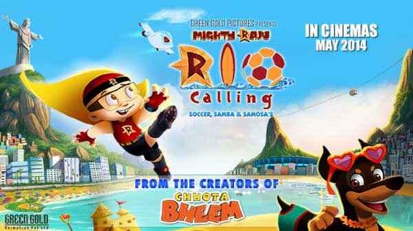Rio 2 Wallpaper Poster