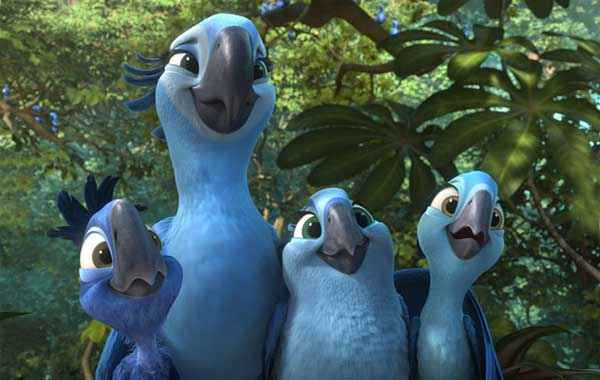 Rio 2 Birds Picture Stills