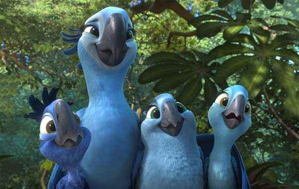 Rio 2 Birds Picture Stills