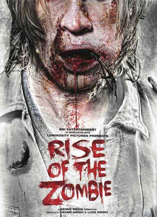 Rise Of The Zombie New Poster