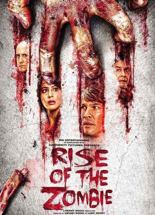Rise Of The Zombie  Poster