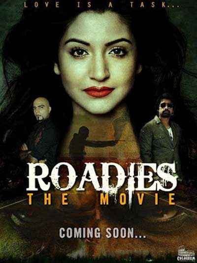 Roadies The Movie  Poster