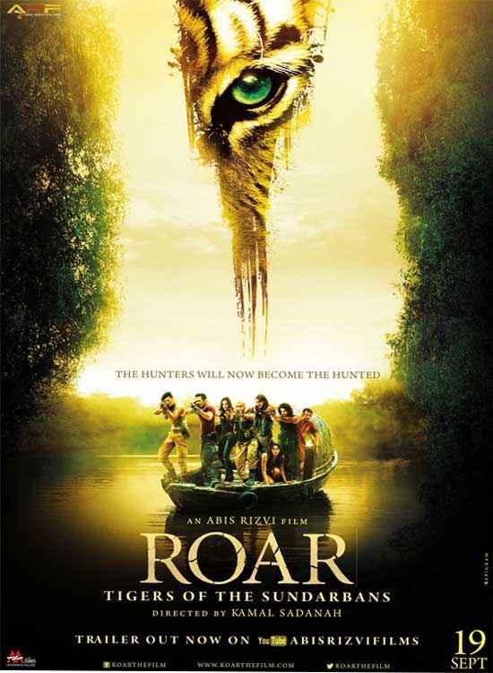 Roar Image Poster