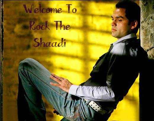 Rock The Shaadi Abhay Deol Stills