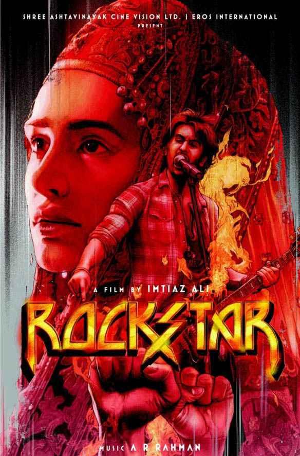 Rockstar Image Poster